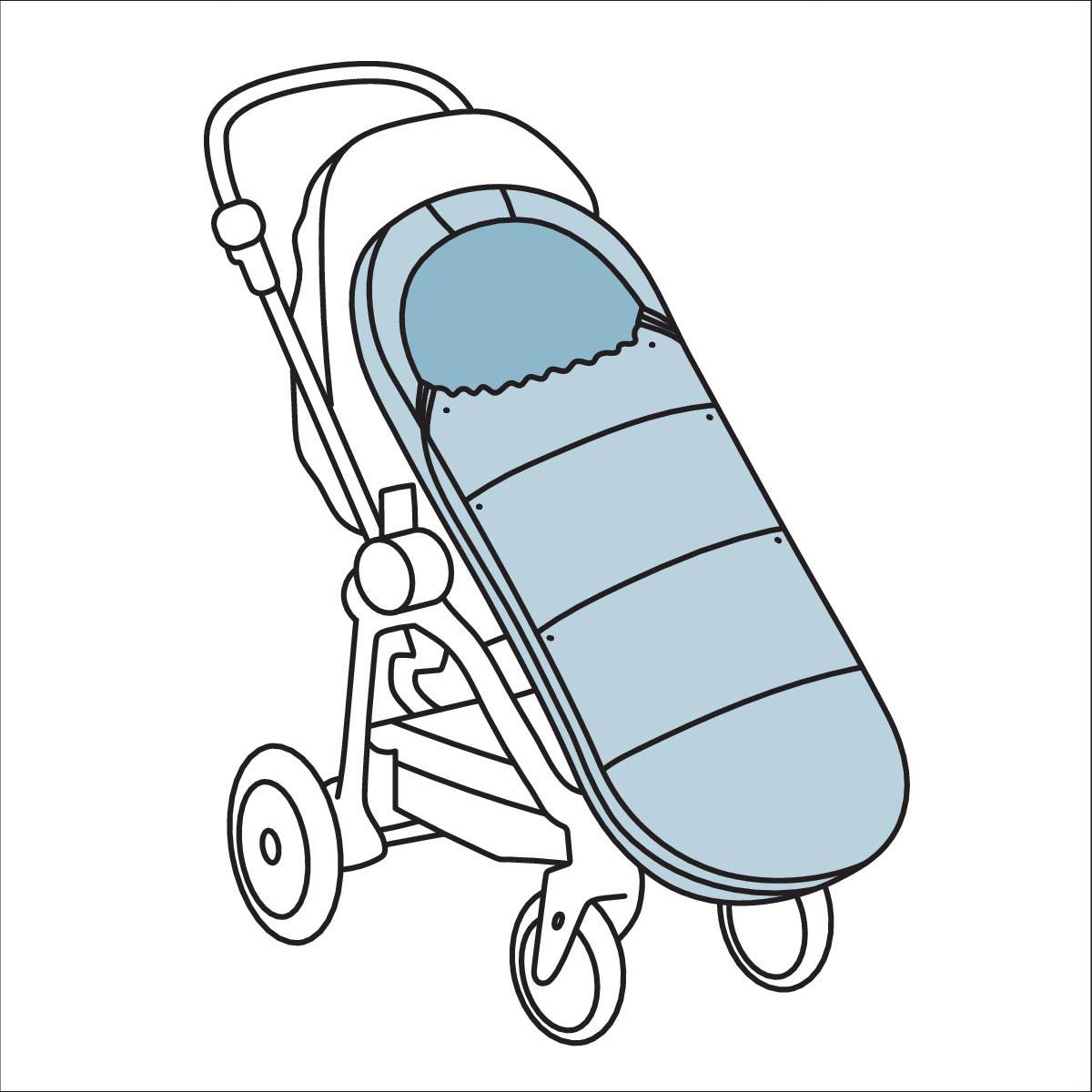 Конверт для ребенка Leokid SNUT