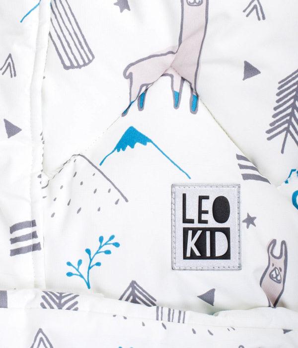 Конверт для коляски LeoKid classic «Lamas Camp»