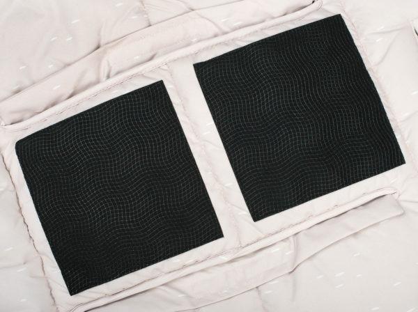 Конверт для коляски LeoKid Snug «Tint»