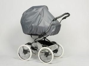 Чехол защитный для хранения коляски в подъезде (ткань) Ruivo