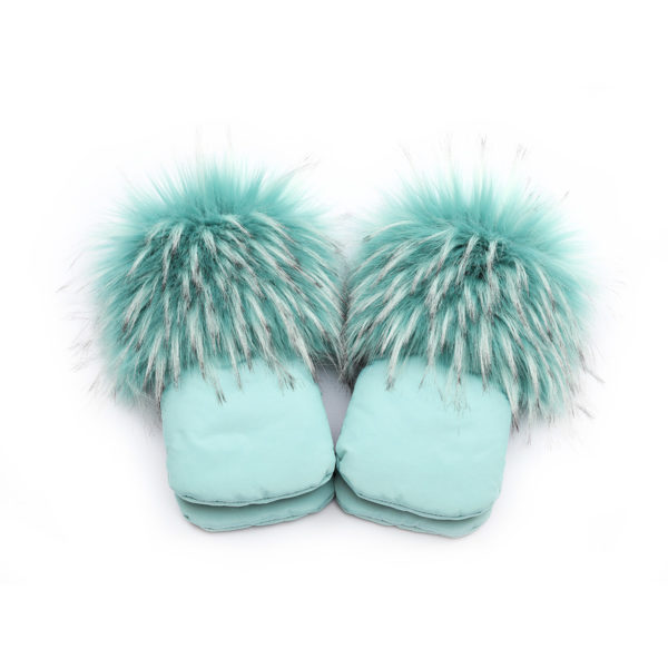 Fluffy Muff Tiffany